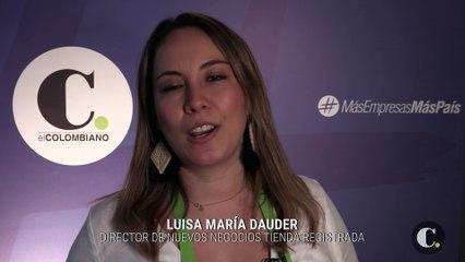 Luisa María Dauder innovación