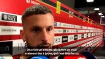Nice 1-2 OM : Benedetto revient sur la victoire et son but