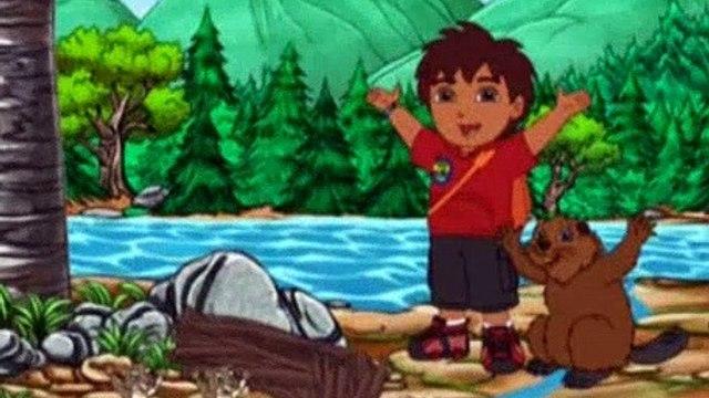 Go Diego Go Season 4 Episode 9 Diego Saves the Beavers