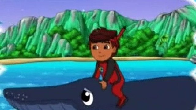Go Diego Go Season 4 Episode 10 Ocean Animal Rescuer