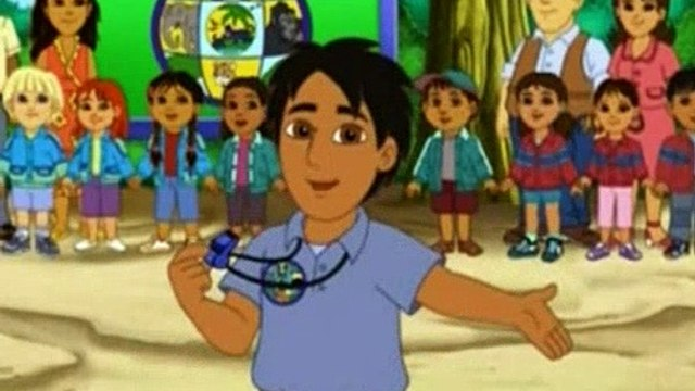 Go Diego Go S04E12 Diegos International Rescue League