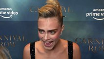 Cara Delevingne sums up her new show perfectly!