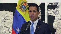 """Guaidó afirma que diálogo con gobierno de Maduro """"no funciona"""""""
