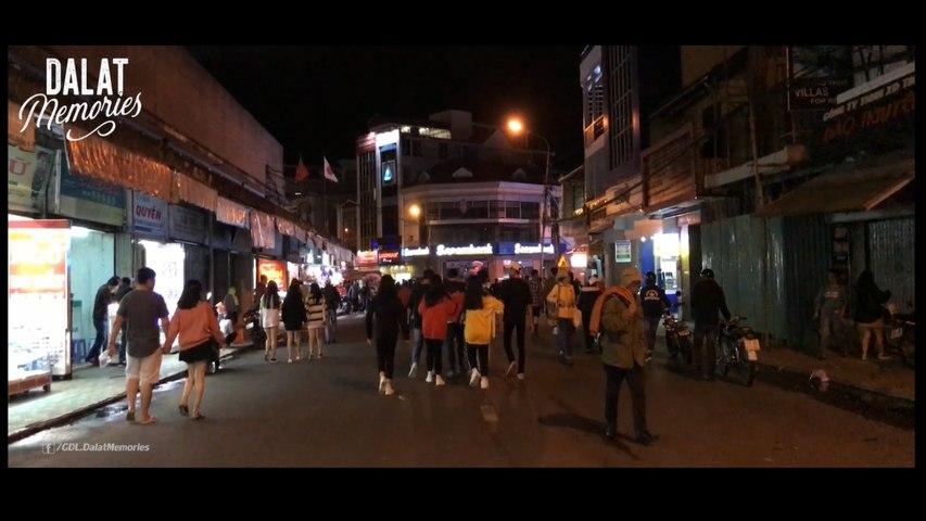 Bạn đã cùng ai đó đi dạo chợ đêm Đà Lạt chưa ? ||ĐÀ LẠT MEMORIES
