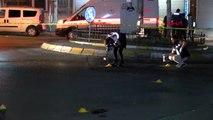 Avcılar'da minibüsçüler arasında silahlı kavga 1 yaralı