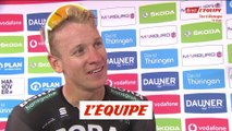 Ackermann «Maintennant, on peut s'amuser» - Cyclisme sur route - Tour d'Allemagne