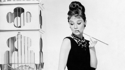 Audrey Hepburn's Most Stylish Moments of the 1950s