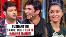 Kapil Sharma TROLLS Sushant Singh Rajput Shraddha Kapoor | Chhichhore | The Kapil Sharma Show