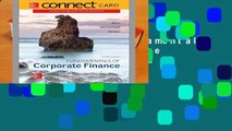 Full E-book  Fundamentals of Corporate Finance Connect Access Card  For Kindle
