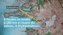 """En Islande, une """"librairie"""" en mémoire des glaciers en danger"""