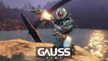 Warframe - Bande-annonce du Gauss
