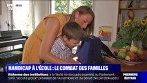 Le combat des familles pour scolariser leurs enfants handicapés
