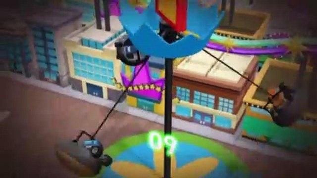 Blaze and the Monster Machines S02E12 Axle City Grand Prix