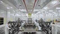 Polestar Production Center in Chengdu - Body assembly