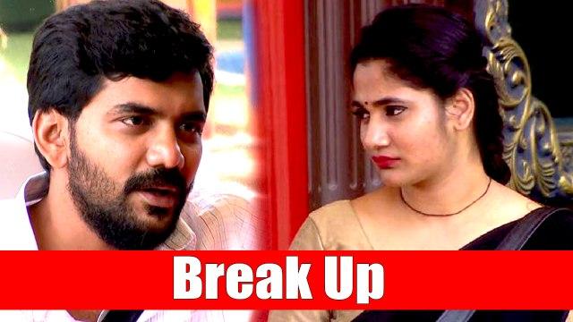 Bigg Boss 3 Tamil : Losliya Broke up kavin