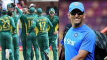 South Africa's Tour To India : MS Dhoni Unlikely To Play T20Is As Selectors In Favour Of Pant