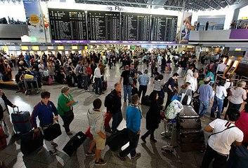 130 vuelos cancelados en Múnich por error de un español