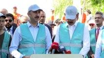 'Denetimli Serbestlik Temiz Çevre Projesi' - Adalet Bakanı Abdulhamit Gül - ANKARA