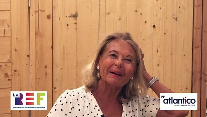 Atlantico - Interview Sophie de Menthon - Rencontre des Entrepreneurs de France