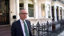 Gove: Queen's speech will reflect Government's priorities