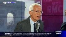 Guillaume Pépy se réjouit de la hausse de 7% du trafic voyageurs cet été sur les lignes TGV et intercités