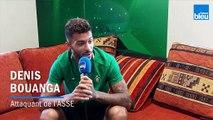 100% Club - (4/4) Denis Bouanga , attaquant de l'ASSE
