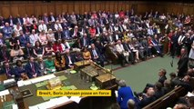 Brexit : le coup de force de Boris Johnson
