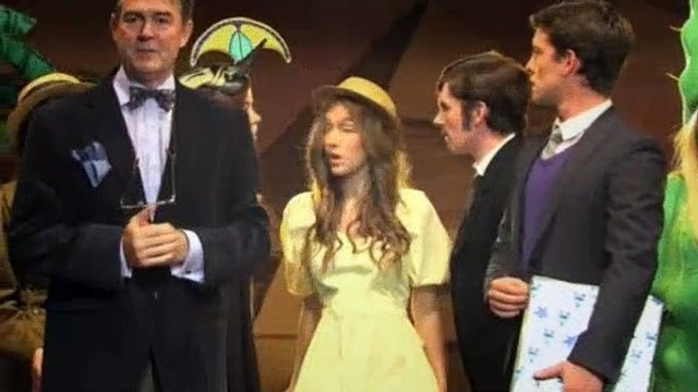 House Of Anubis Season 1 Episode 32,33 - House Of Risk & House Of Thieves