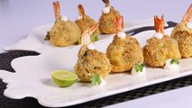 How to Make Prawn Tail Cakes | Food Diaries | Masala TV Show | Zarnak Sidhwa