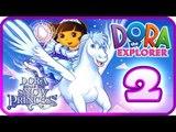 Dora the Explorer: Dora Saves the Snow Princess Part 2 (Wii, PS2) The Ice Slide