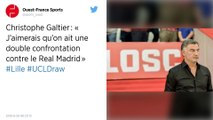 Ligue 1 : Christophe Galtier : « J'aimerais qu'on ait une double confrontation contre le Real Madrid »
