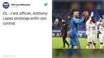 Ligue 1 : Anthony Lopes et Léo Dubois prolongent leurs contrats avec l'Olympique Lyonnais