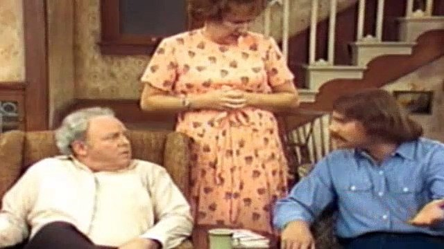 All In The Family Season 4 Episode 21 Archie Eats And Runs