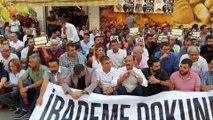 """Diyarbakır'da kayyım protestoları on birinci gününde sürüyor: """"Kayyım kaç, Amed halkı geliyor"""""""