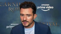 Orlando Bloom compares Lord of the Rings and Carnival Row