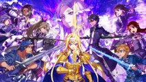Sword Art Online : Alicization Rising Steel - Bande-annonce de gameplay