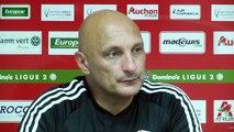 Avant-match AJ Auxerre - AA [J6 - 2019-2020]
