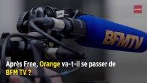 Orange pourrait aussi couper le signal de BFM TV en l'absence d'accord