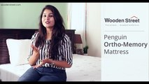 Mattress- Best Foam Mattress  - Memory Foam Mattress Online By Wooden Street [Mattress]