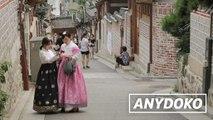 Bukchon Hanok Village In Seoul