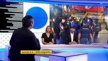 """Migrants : """"Il y a zéro protection en Libye aujourd'hui"""", selon l'association Médecins sans frontières"""