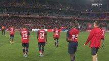 Revivez la victoire des Dogues contre l'AS Saint-Etienne en résumé