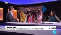 Tanzanie : expulsion des réfugiés burundais, le HCR inquiet