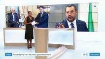 Italie : populistes et démocrates doivent faire alliance contre Salvini