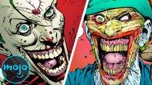 Top 10 Craziest Joker Moments