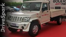 Mahindra Bolero City Pik-Up Launched In India | Bolero Pik-Up Price, Features, Specifications & Details