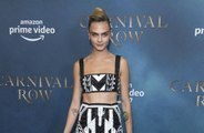 Cara Delevingne believes in 'love'