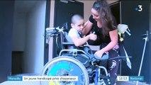 Marseille : le calvaire d'une mère d'enfant handicapé à cause d'un ascenseur en panne