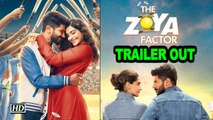 The Zoya Factor | Sonam Kapoor, Dulquer Salman's crackling chemistry  | TRAILER OUT
