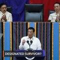 House, Senate bills want President to appoint 'designated survivor'